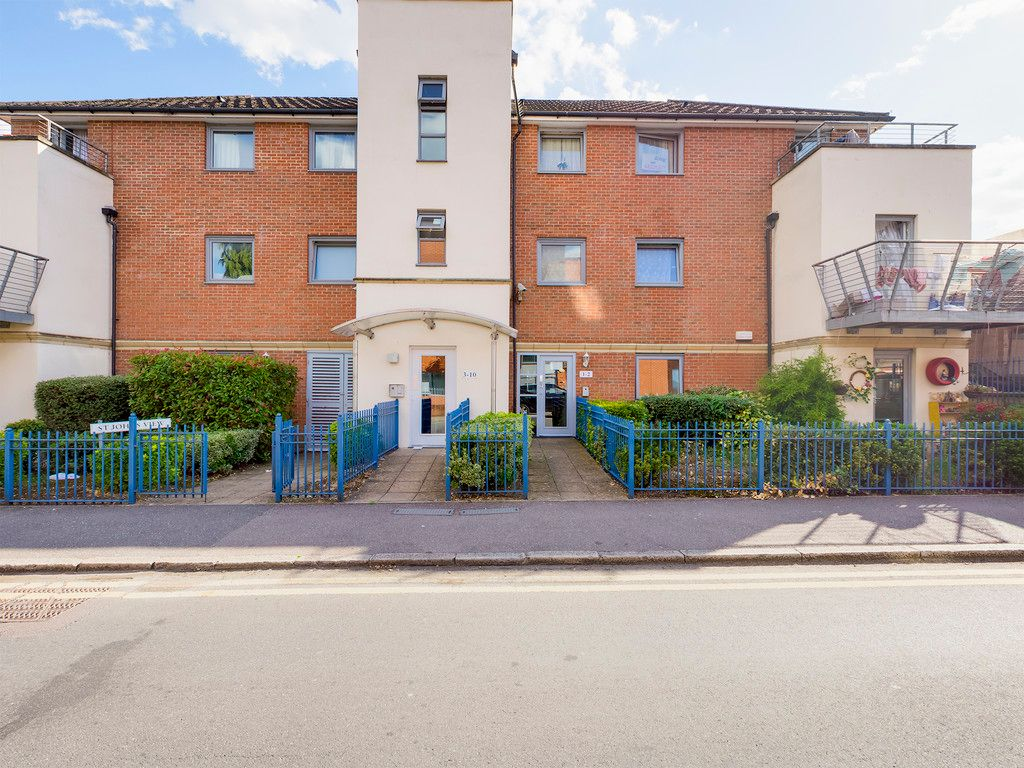 2 bed flat for sale in St Johns View, West End Road, HP11