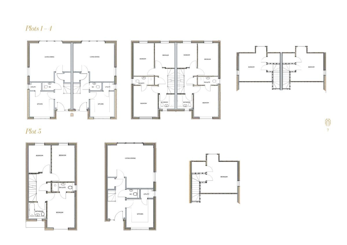 4 bed house for sale in The Coppice, Stokenchurch - Property Floorplan