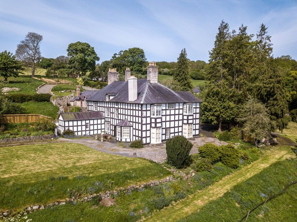 6 bed house for sale in Eyarth Hall (Lot 1), Llanfair Dyffryn Clwyd, Ruthin  - Property Image 1