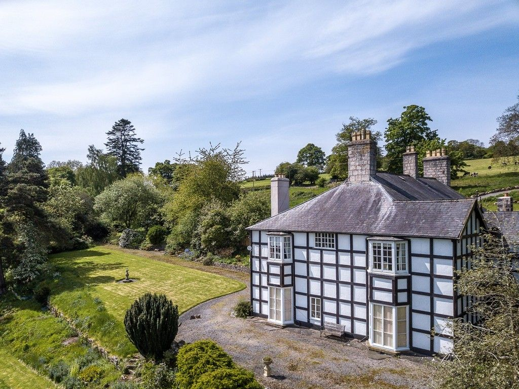 6 bed house for sale in Eyarth Hall (Lot 1), Llanfair Dyffryn Clwyd, Ruthin 2
