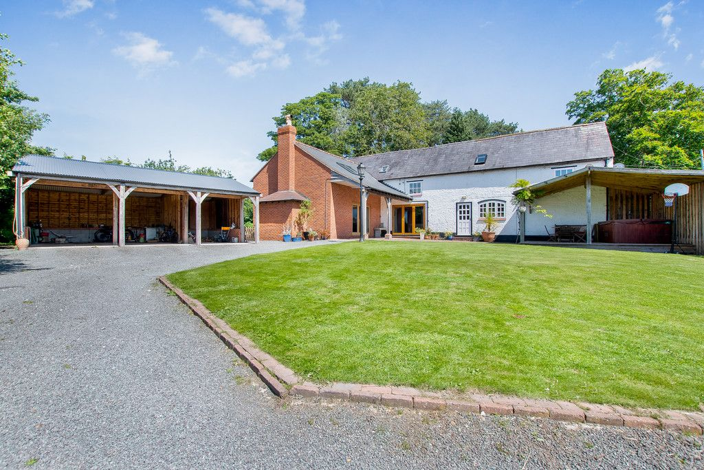 4 bed  for sale in Edge, Malpas  - Property Image 1