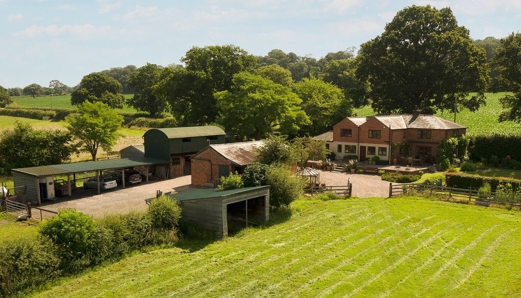 4 bed house for sale in Whitewood Farm, Whitewood Lane, Kidnal, SY14, SY14