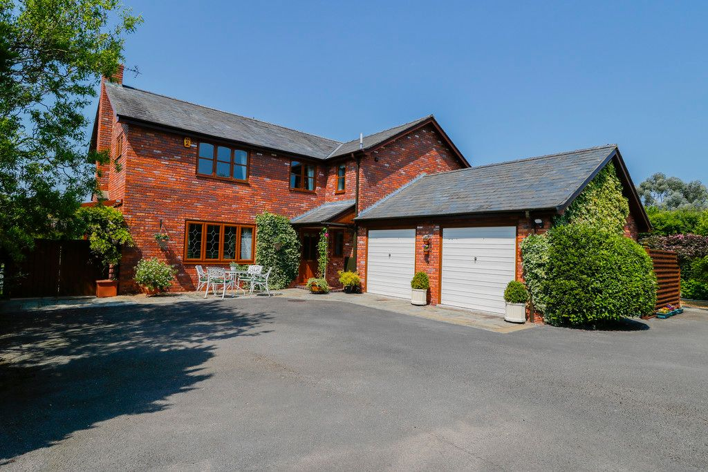 4 bed  for sale in Cuddington, Malpas, SY14