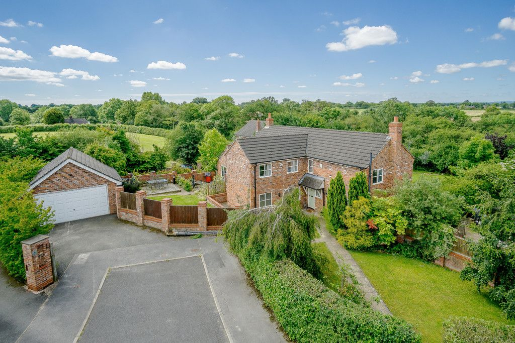 4 bed  for sale in Tallarn Green, Malpas 1