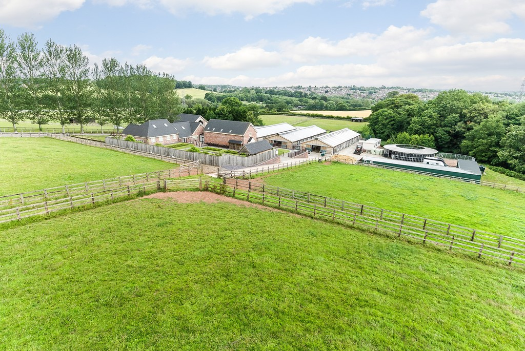16 bed  for sale in Butterton Racing Stables, Newcastle Under Lyme 1