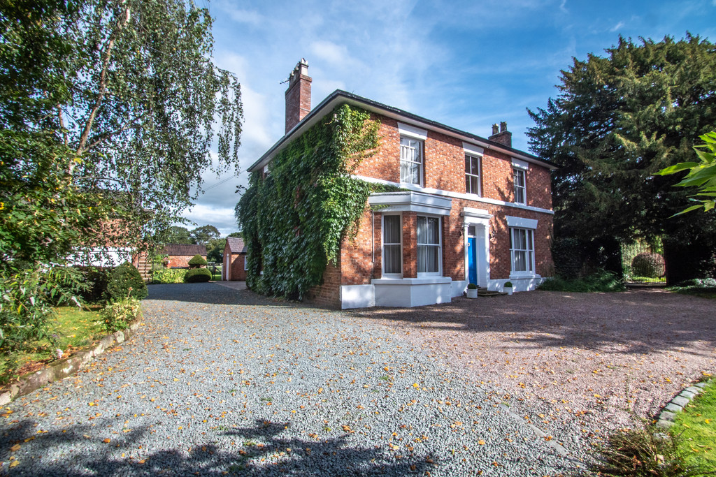 5 bed  for sale in The Firs, Tattenhall, Cheshire, CH3  3