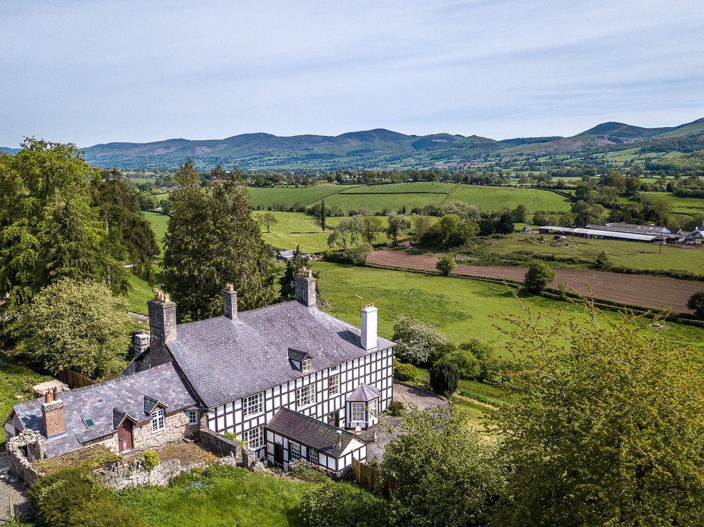 4 bed house for sale in Eyarth Old Hall (Lot 2), Llanfair DC, Ruthin - Property Image 1