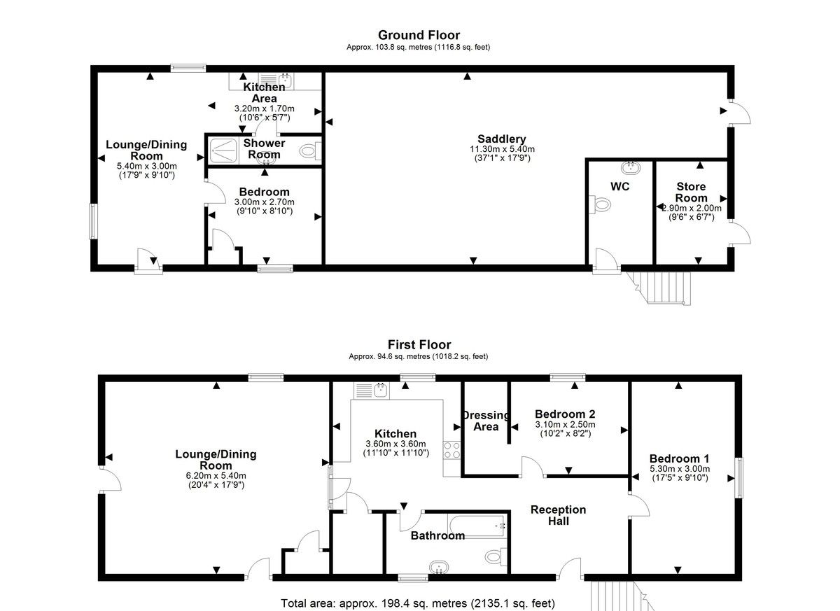 10 bed house for sale in Malpas, Cheshire - Property Floorplan
