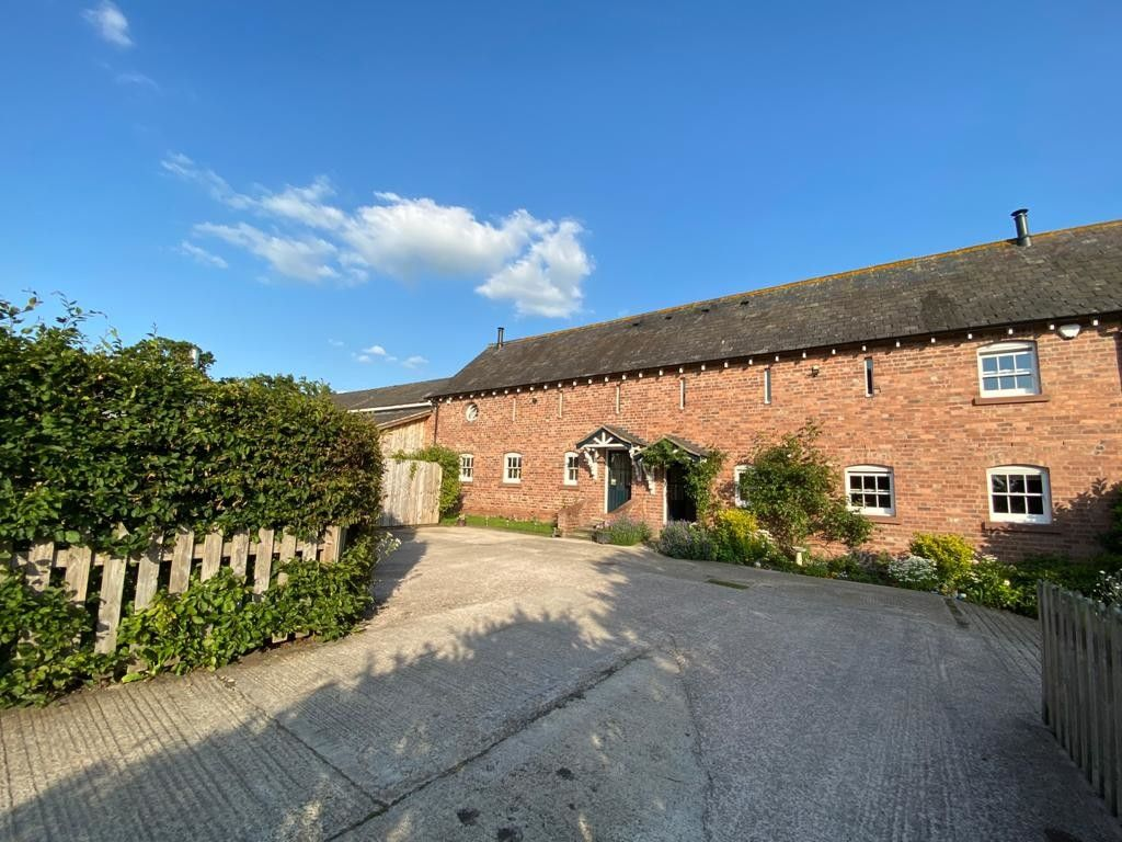 2 bed house to rent in 3 Manor Farm Cottage, Malpas 2