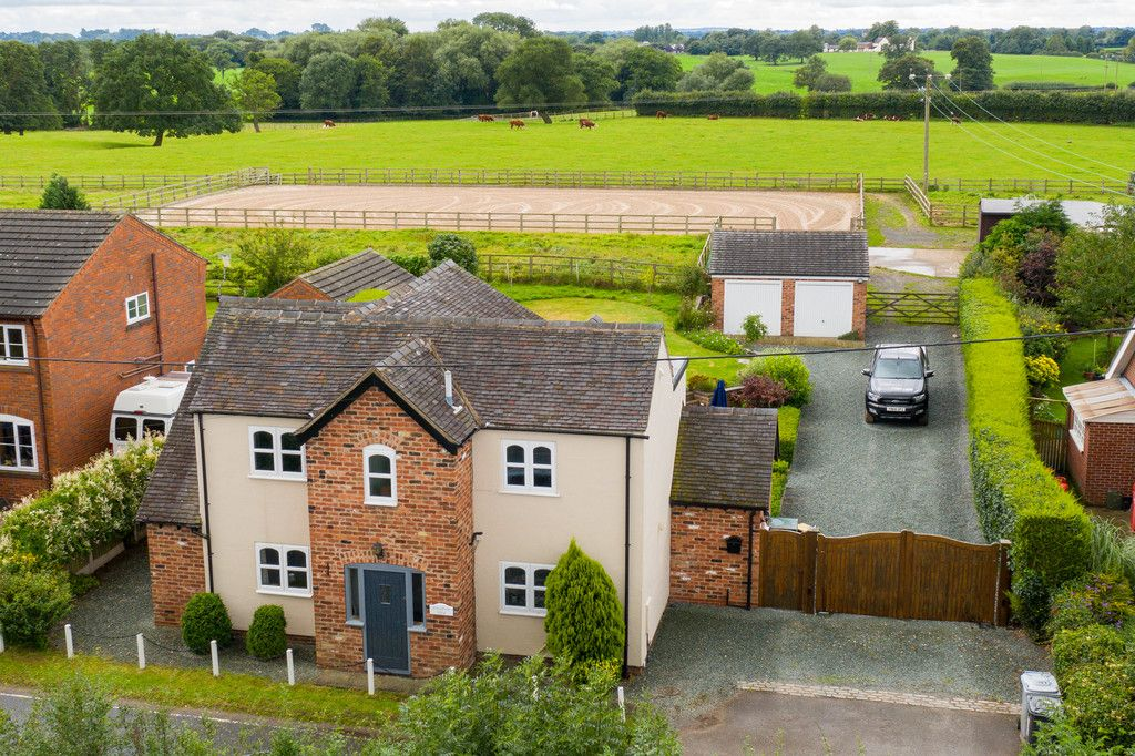 4 bed house for sale in Longhill Lane, Hankelow, CW3