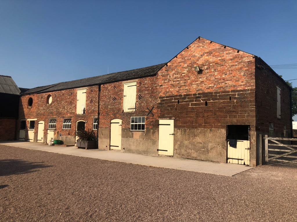 House for sale in Hill House Barn, Hall Lane, Rushton, Cheshire, CW6 , CW6