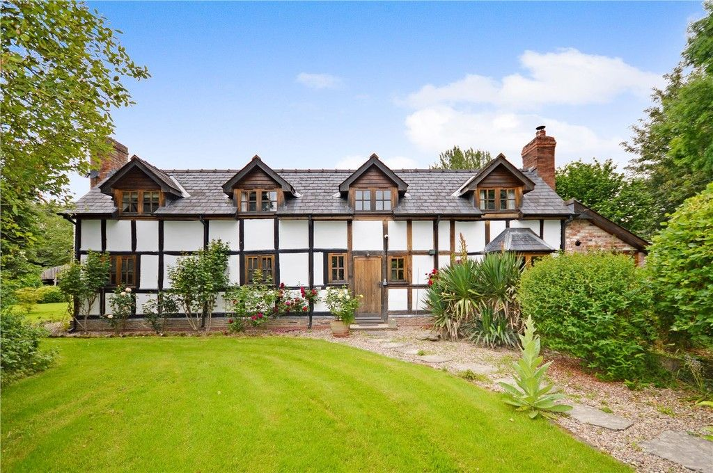 3 bed house for sale in Hackmoor Hall, Letton, Herefordshire, HR3, HR3