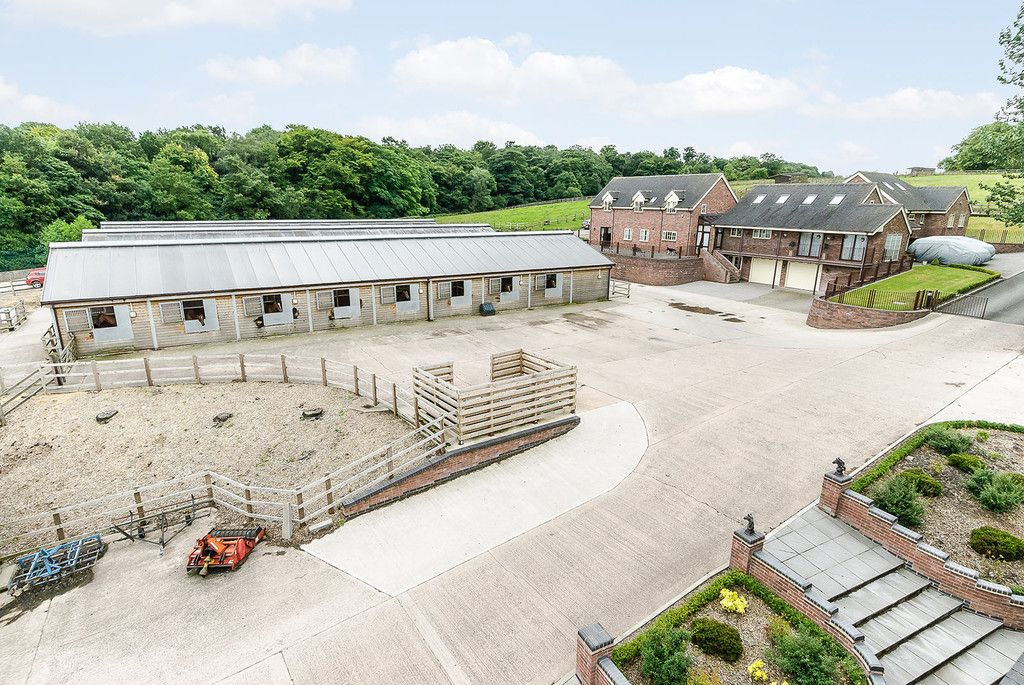 3 bed  to rent in Butterton Racing Stables, Newcastle Under Lyme, Staffordshire, ST5, ST5