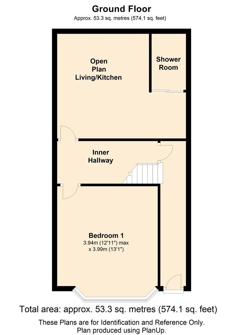 4 bed block of apartments for sale in Hereford - Property Floorplan