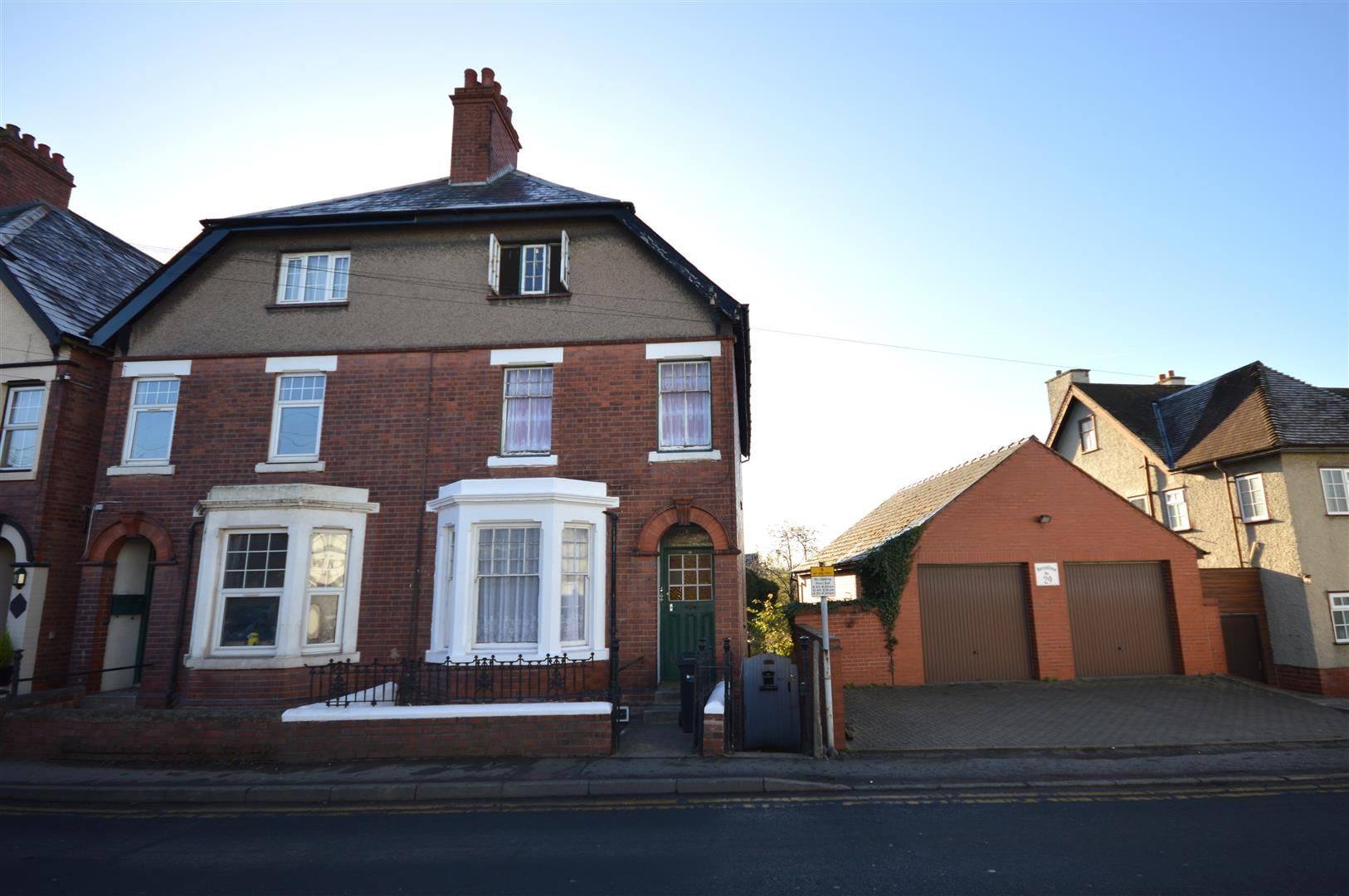 4 bed block of apartments for sale in Hereford 1