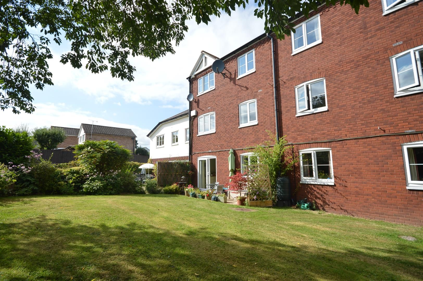 1 bed retirement property for sale in Leominster, HR6