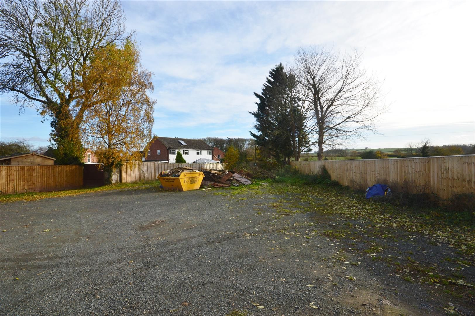 Plot for sale in Moreton-on-Lugg 1