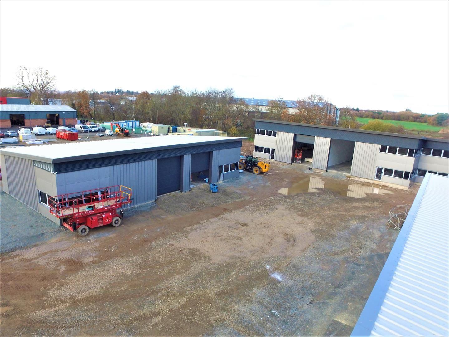 Warehouse for sale in Rotherwas 3