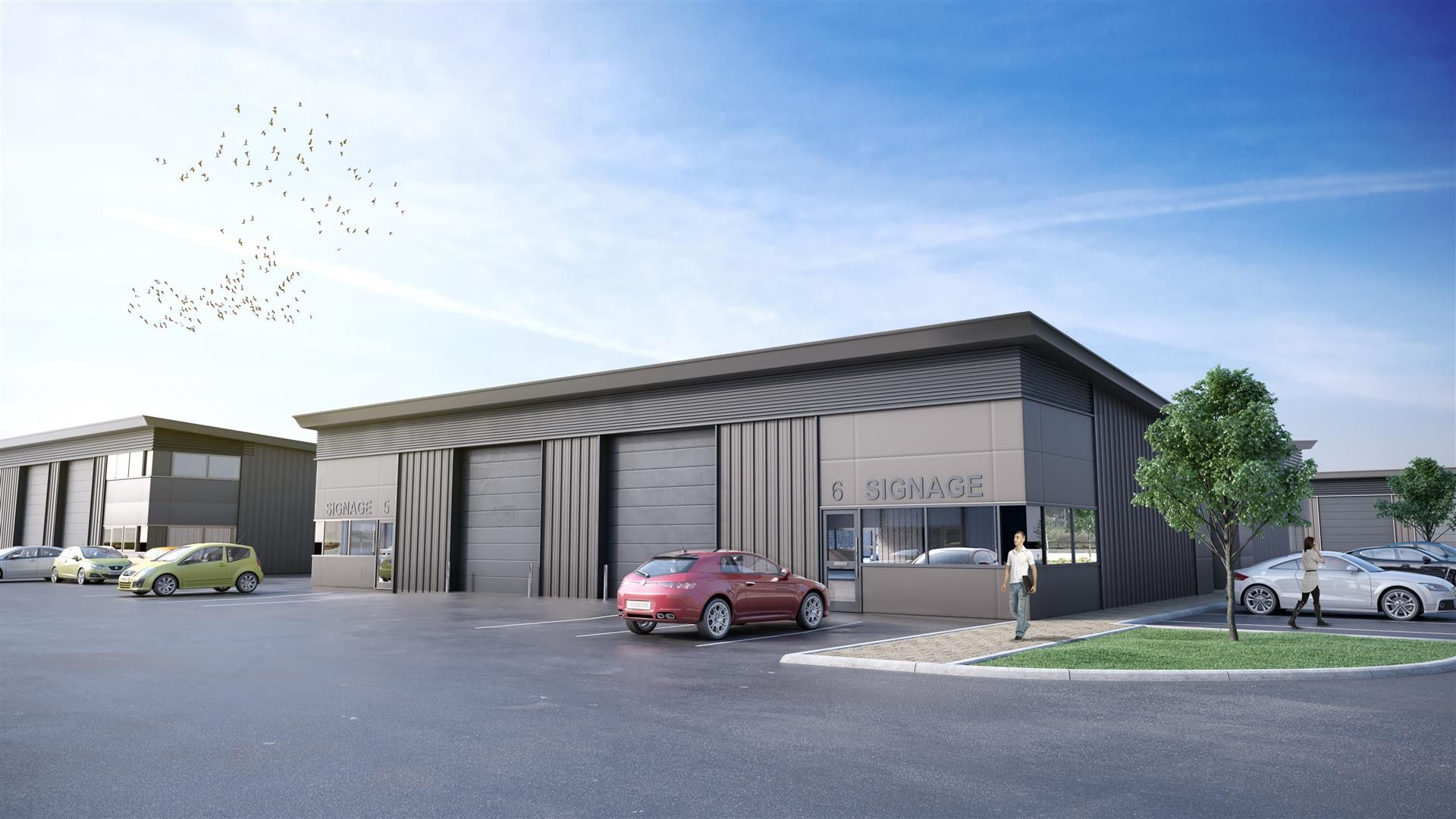 Warehouse for sale in Rotherwas 6