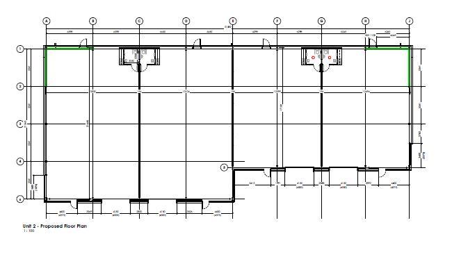 Warehouse for sale - Property Floorplan