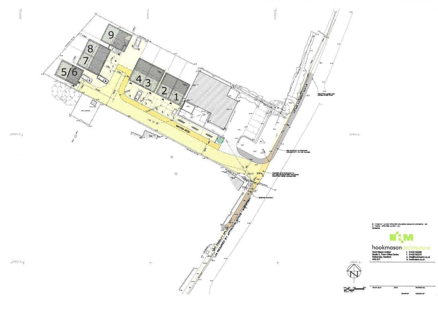 Plot for sale in Kingstone - Property Image 1