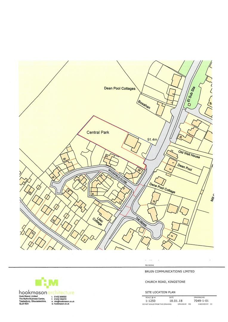 Plot for sale in Kingstone  - Property Image 2
