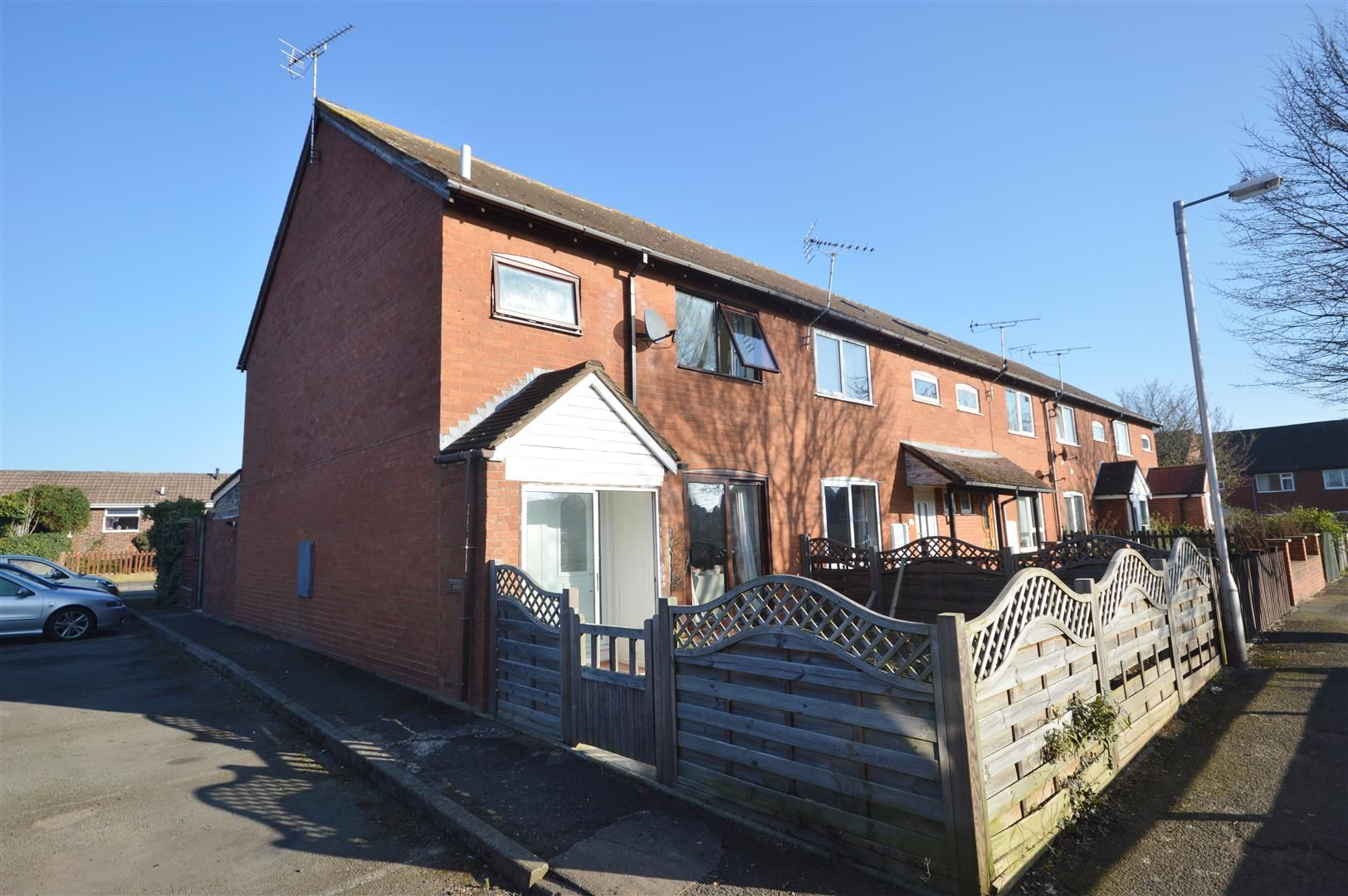 3 bed end-of-terrace for sale in Leominster - Property Image 1