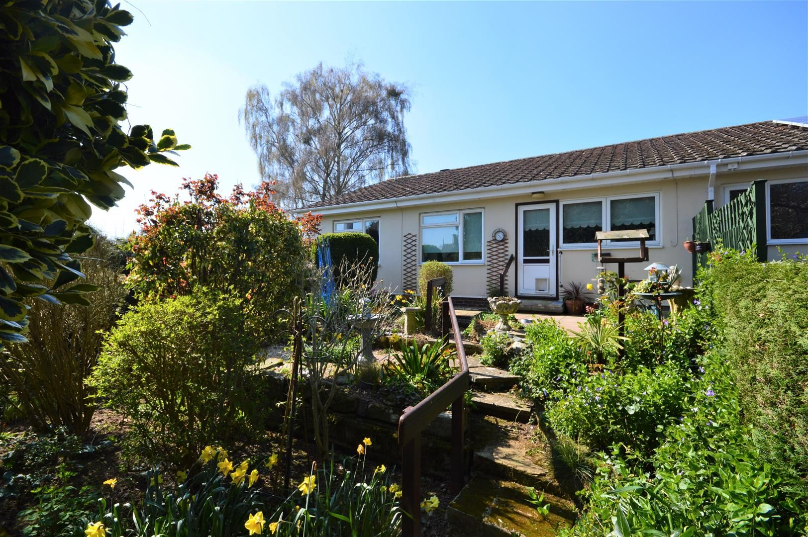 2 bed semi-detached-bungalow for sale in Leominster 7