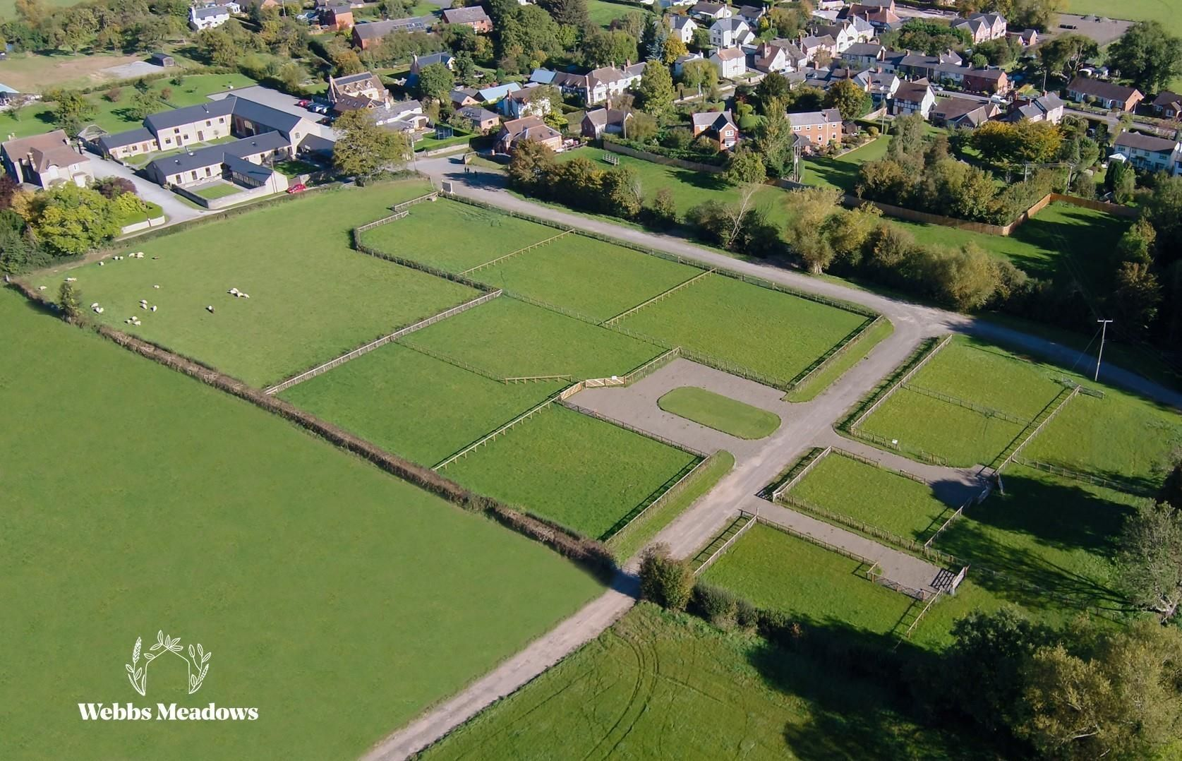 4 bed plot for sale in Lyonshall 5