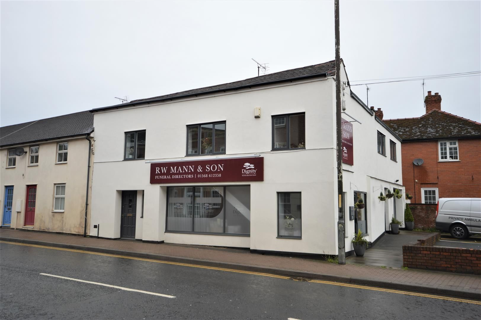 2 bed maisonette to rent in Leominster - Property Image 1