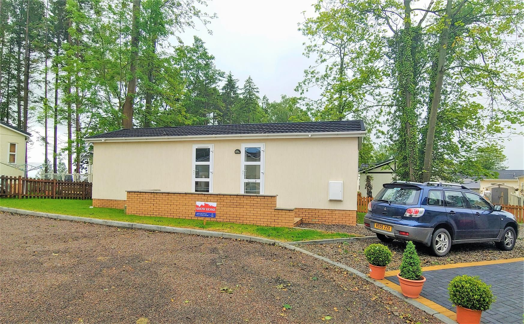 1 bed park-home for sale in Sourport Road, HR7