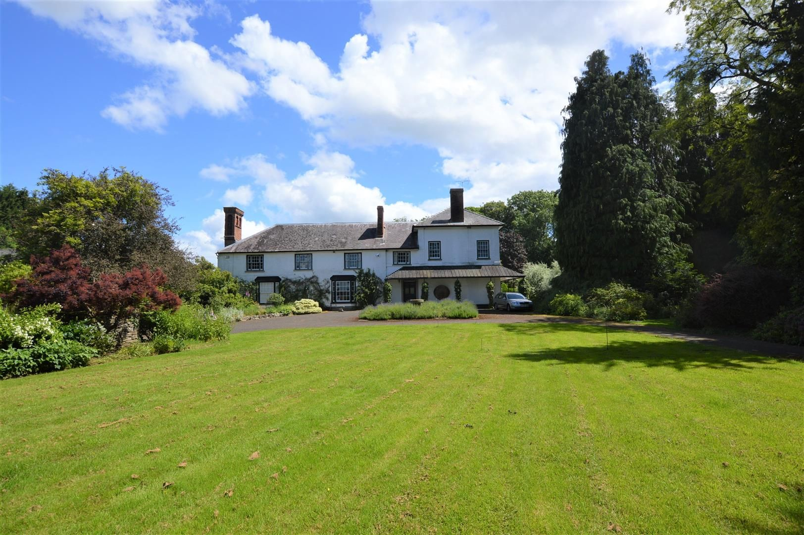 6 bed country-house for sale in Pembridge, HR6