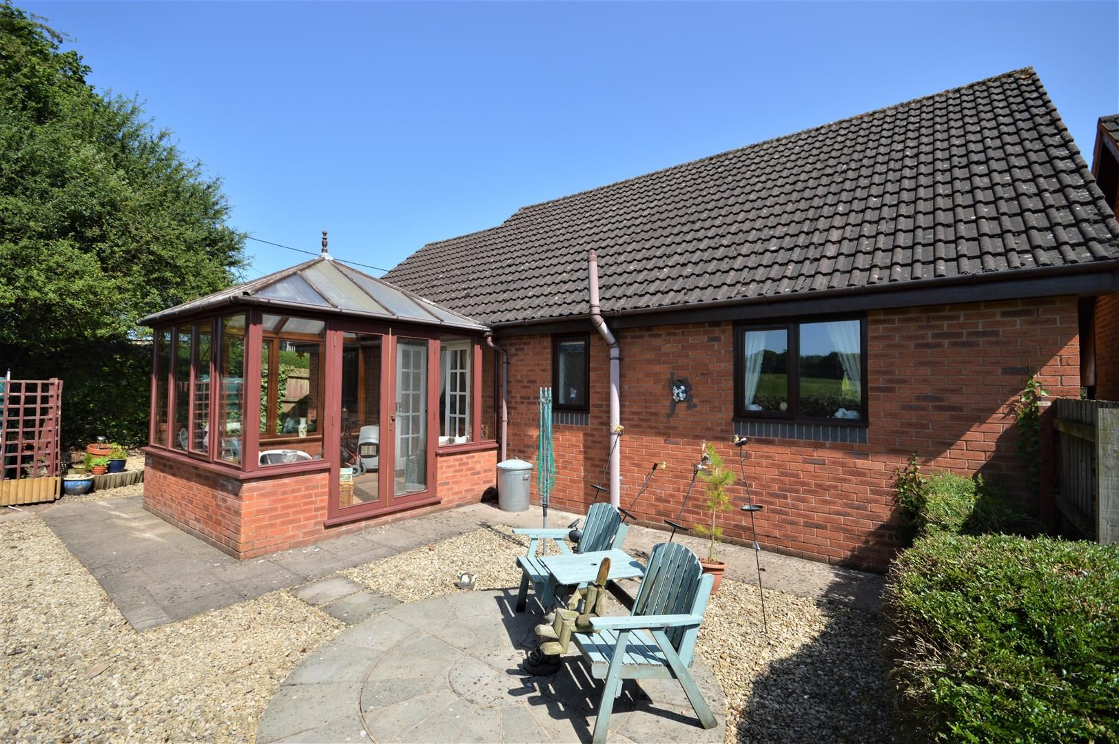 2 bed detached bungalow for sale in Almeley 9