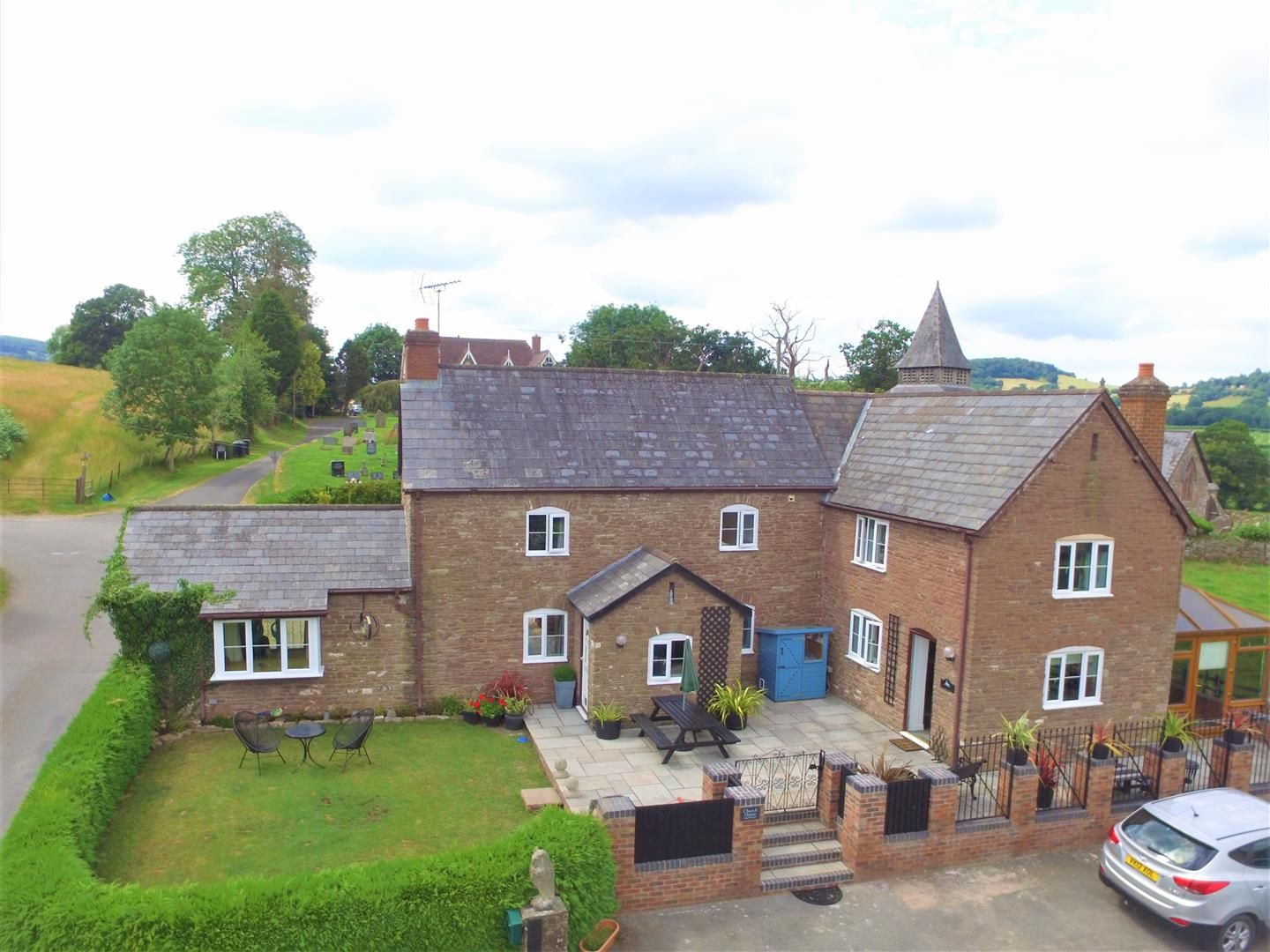 3 bed detached for sale in Orcop  - Property Image 1
