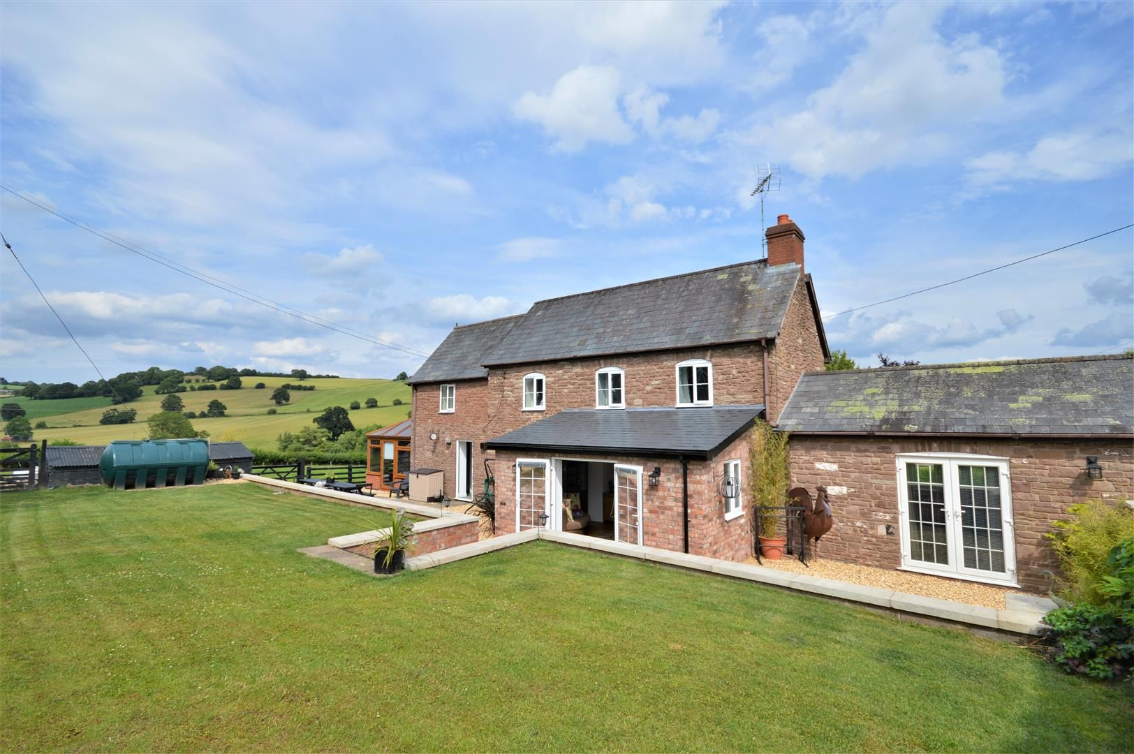 3 bed detached for sale in Orcop  - Property Image 3