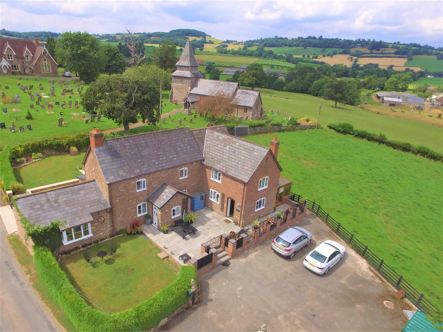 3 bed detached for sale in Orcop  - Property Image 23