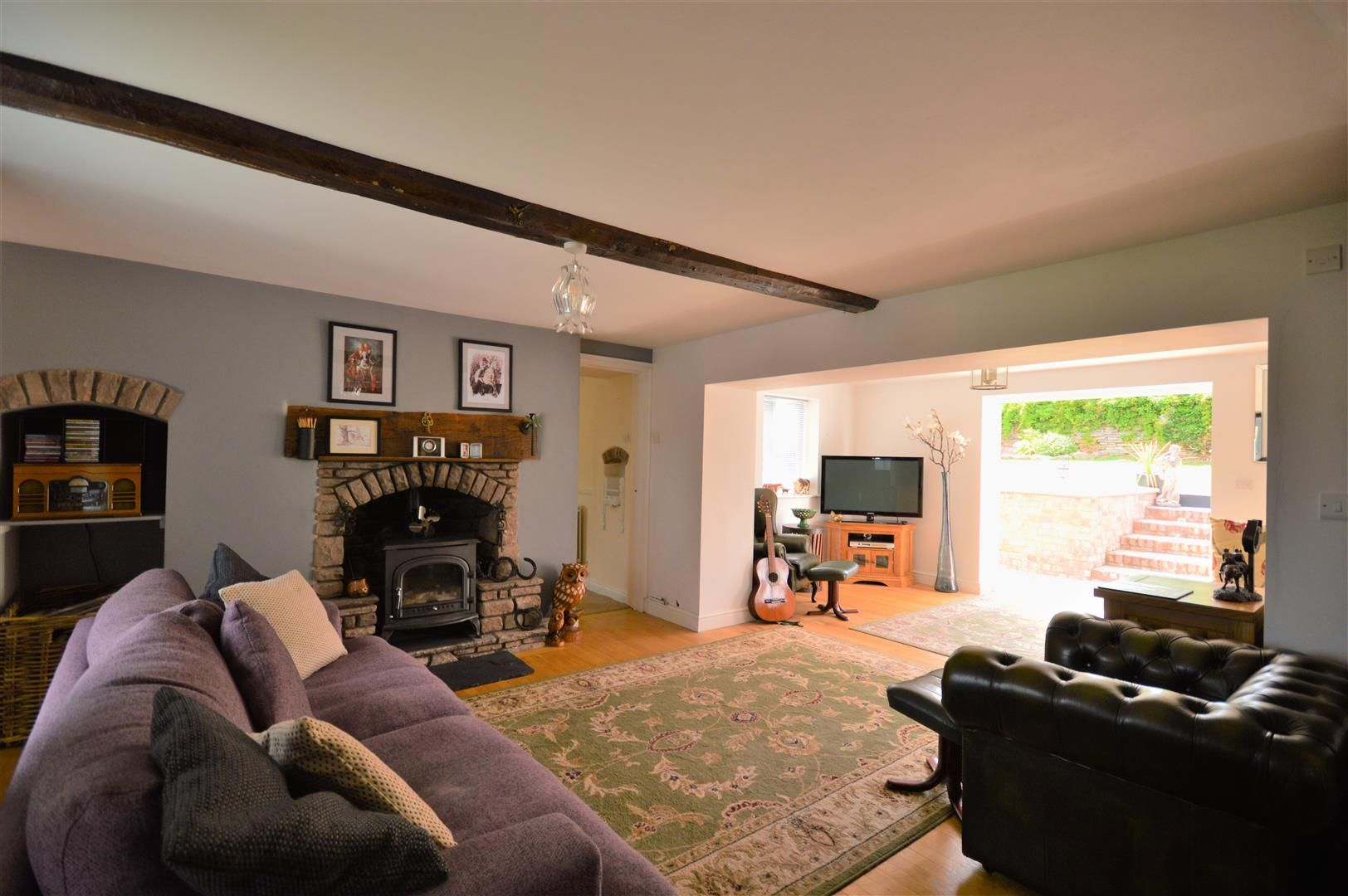 3 bed detached for sale in Orcop 6