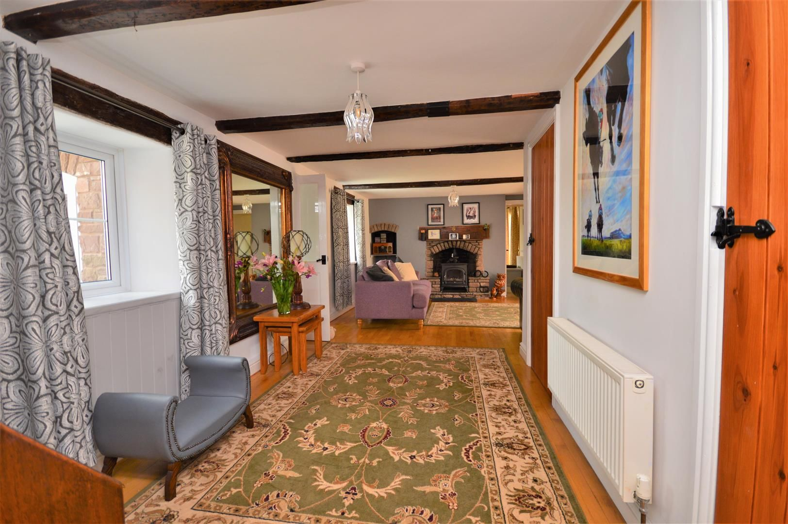 3 bed detached for sale in Orcop 8