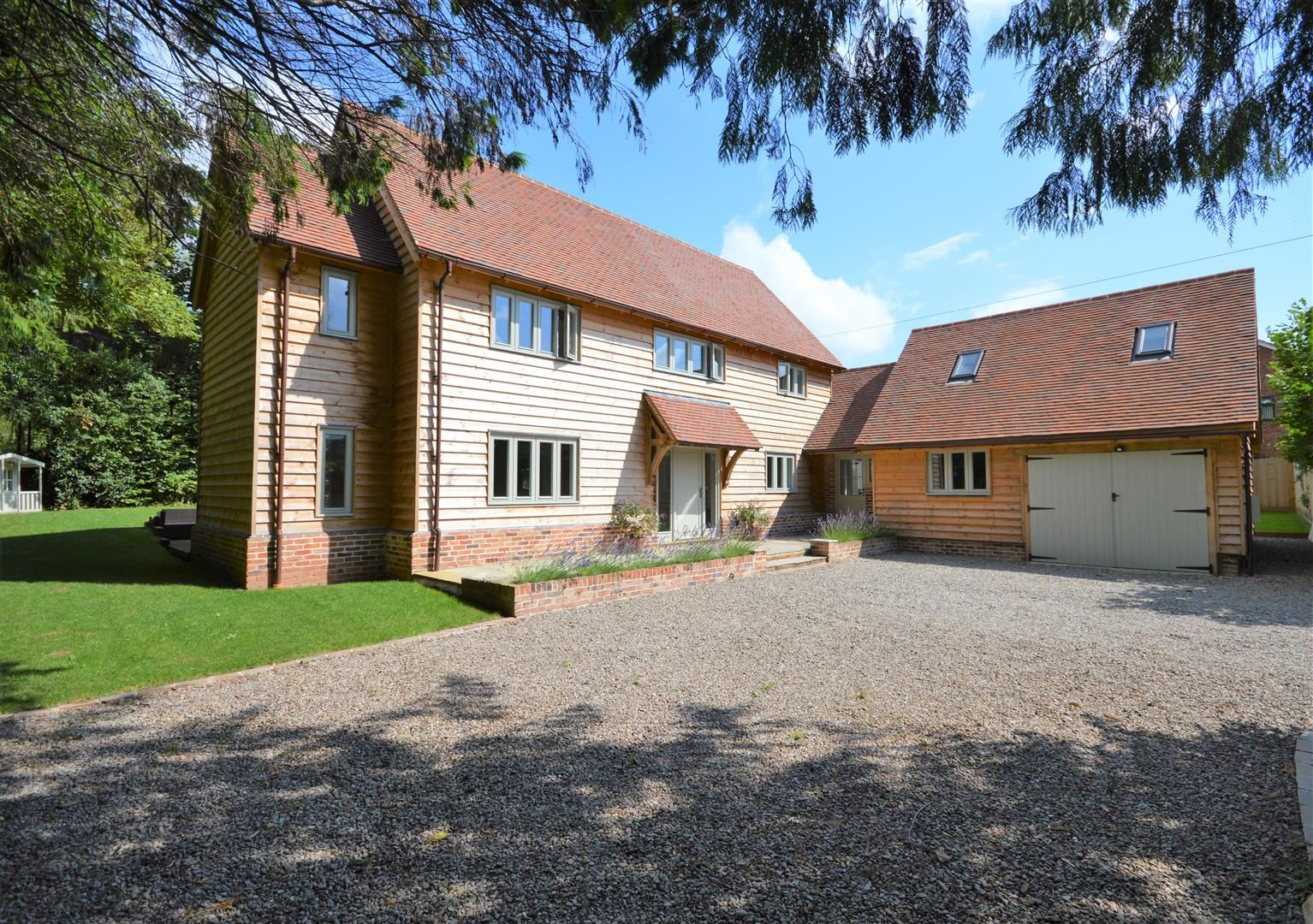 4 bed detached for sale in Bodenham, HR1