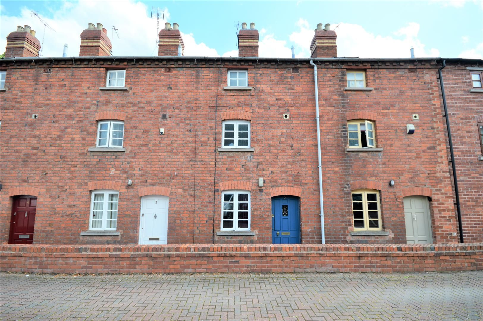3 bed town-house for sale in Hereford, HR1