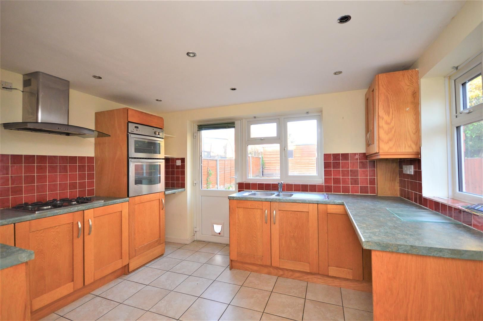 3 bed link detached house for sale in Whitecross 3