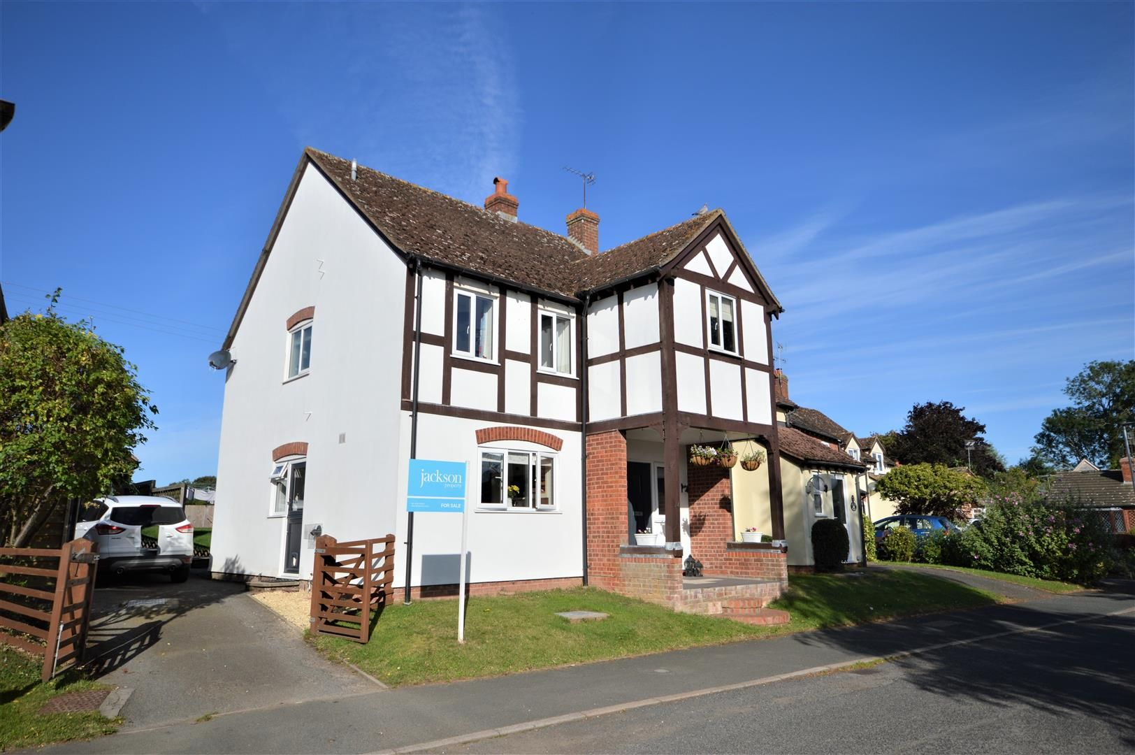 4 bed semi-detached for sale in Luston  - Property Image 1