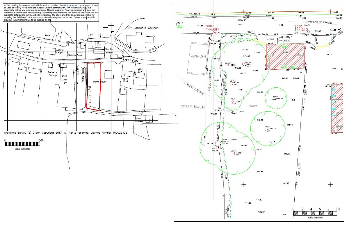 Plot for sale in Wigmore - Property Floorplan