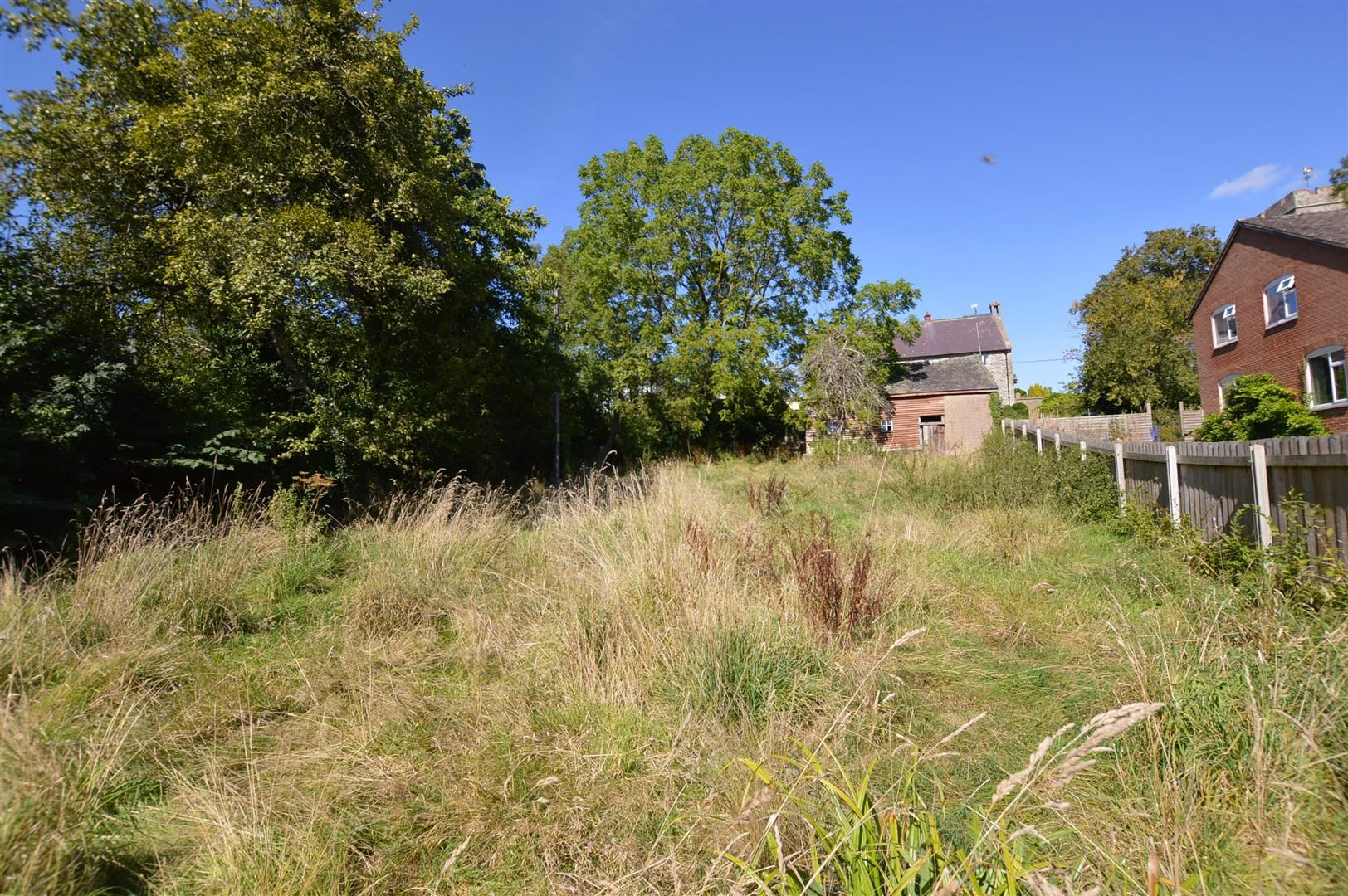 Plot for sale in Wigmore  - Property Image 1