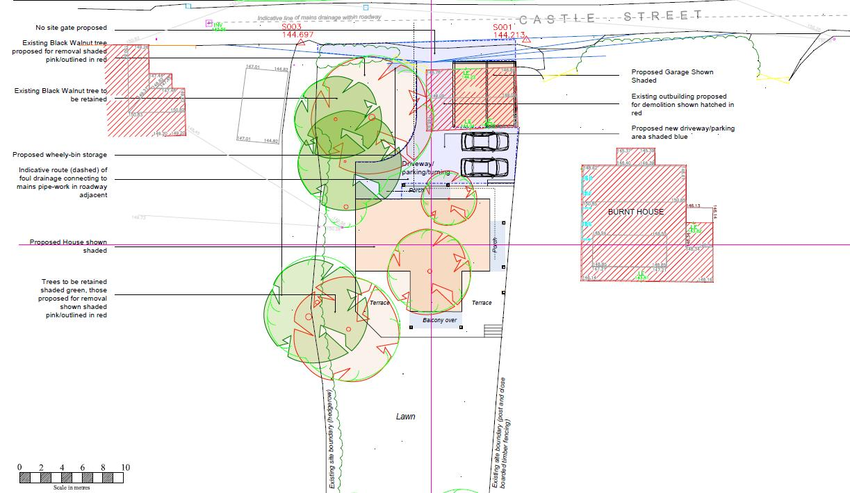 Plot for sale in Wigmore  - Property Image 2