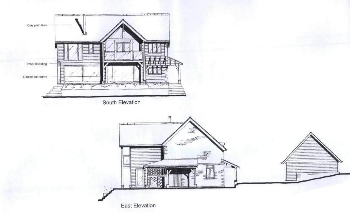 Plot for sale in Wigmore  - Property Image 5