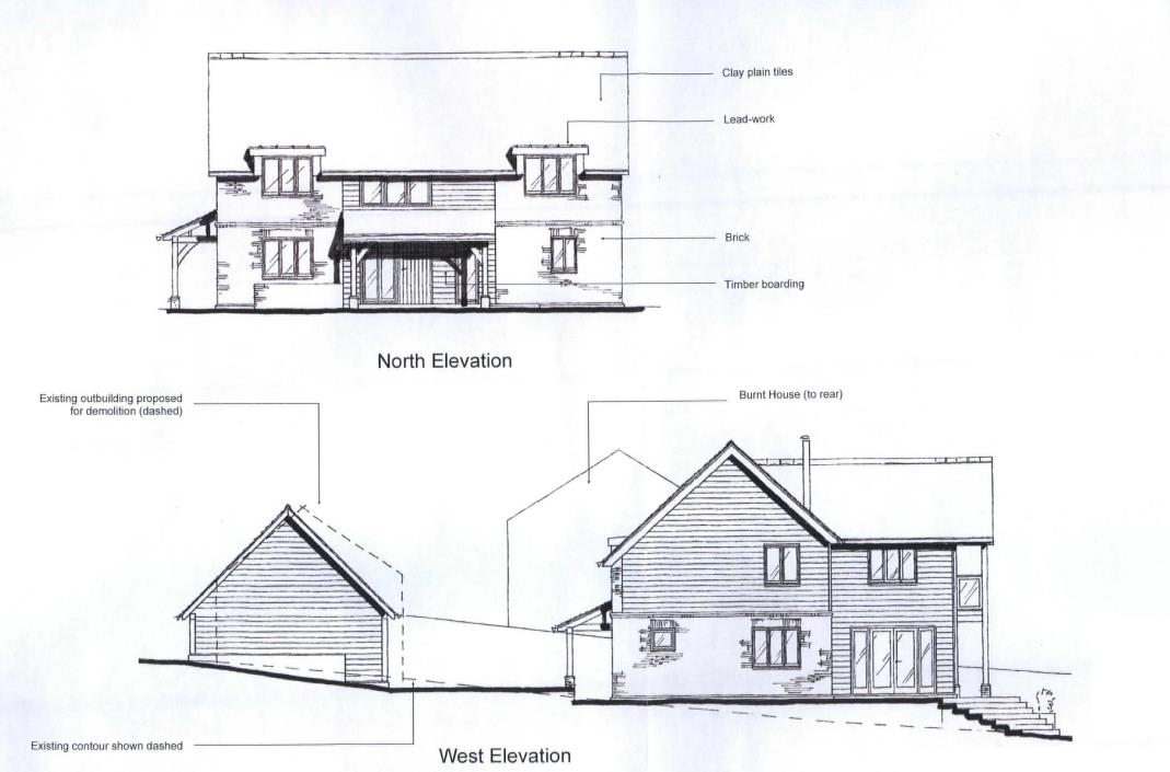 Plot for sale in Wigmore  - Property Image 6