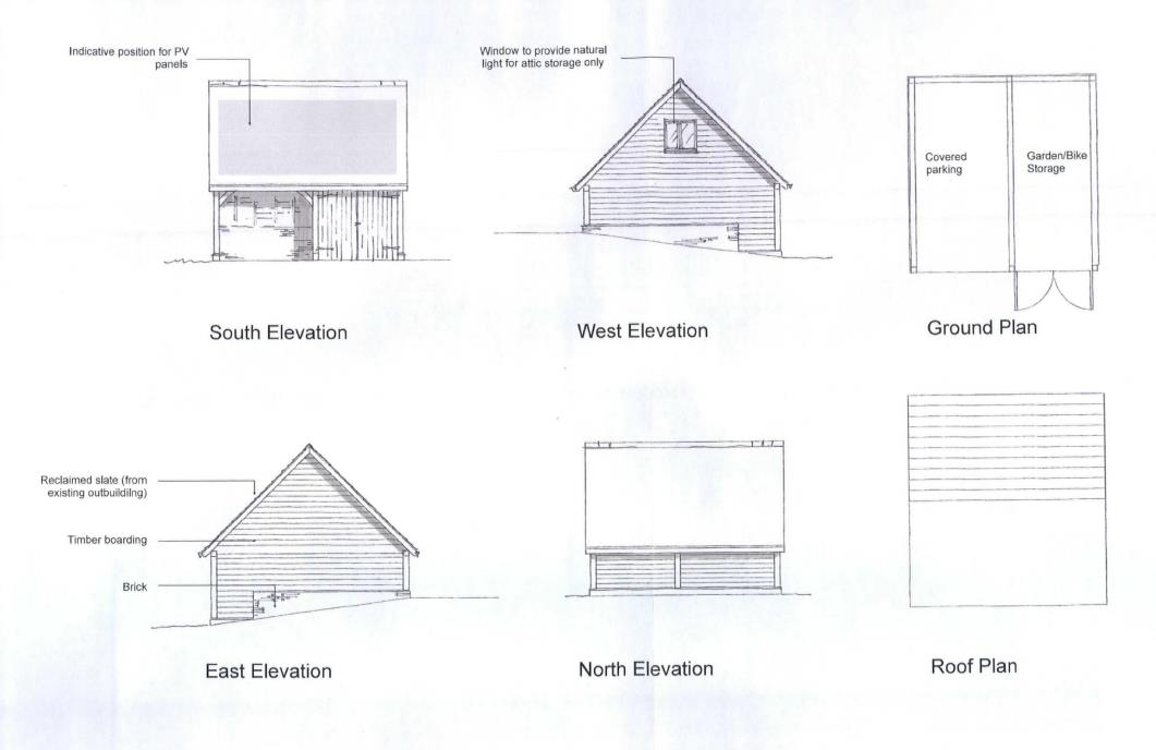 Plot for sale in Wigmore  - Property Image 7