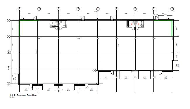 Warehouse to rent - Property Floorplan