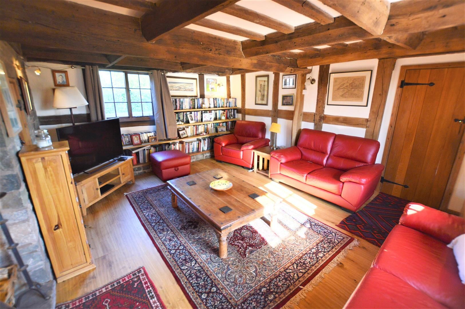3 bed cottage for sale in Sutton St. Nicholas 3
